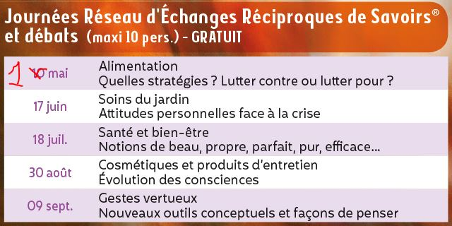 Capture journes change de savoirs